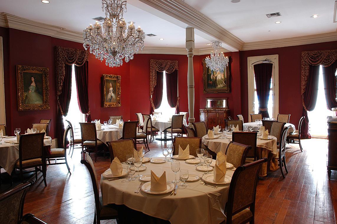 AlliedPRA New Orleans Restaurants Muriels Jackson Square