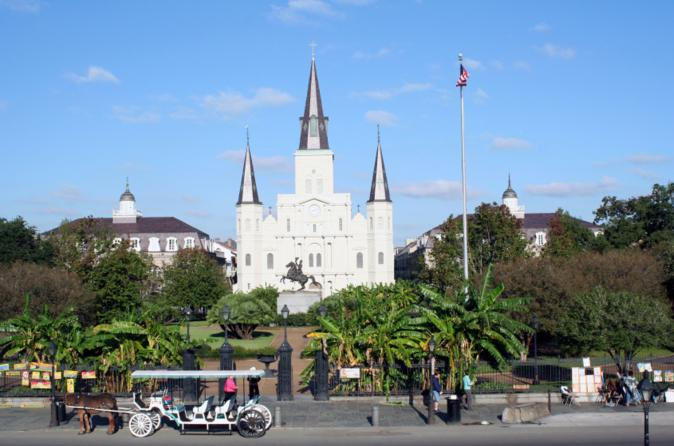 PRA New Orleans Corporate Events: City Tour